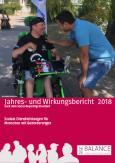 Cover Jahres- und Wirkungsbericht 2018