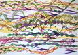 Ohne Titel,  Tusche auf Papier, 2012