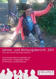 Jahres- und Wirkungsbericht Coverfoto